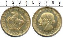 Изображение Монеты Вестфалия 10000 марок 1923 Алюминий XF