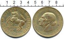 Изображение Монеты Вестфалия 50000000 марок 1923 Латунь XF