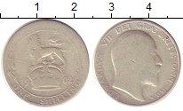 Изображение Монеты Великобритания 1 шиллинг 1902 Серебро VF