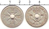 Изображение Монеты Великобритания Новая Гвинея 1 шиллинг 1938 Серебро XF