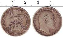 Изображение Монеты Великобритания 1 шиллинг 1906 Серебро VF