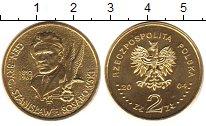 Изображение Монеты Польша 2 злотых 2004 Латунь VF