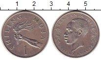 Изображение Монеты Танзания 1 шиллинг 1983 Медно-никель XF