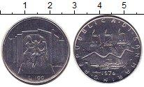 Изображение Монеты Сан-Марино 100 лир 1976 Железо XF