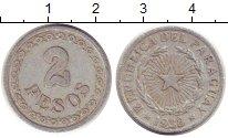 Изображение Монеты Парагвай 2 песо 1938 Алюминий VF