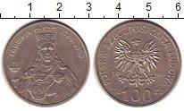 Изображение Монеты Польша 100 злотых 1988 Медно-никель UNC-
