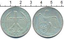 Изображение Монеты Веймарская республика Веймарская республика 1929 Серебро XF