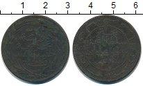 Изображение Монеты Коморские острова 10 сантим 1890 Бронза VF
