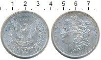 Изображение Монеты США 1 доллар 1883 Серебро XF+ О