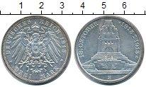 Изображение Монеты Саксония 3 марки 1913 Серебро XF+
