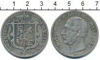 Изображение Монеты Германия Ганновер 1 талер 1855 Серебро XF-