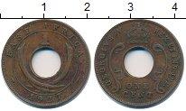 Изображение Монеты Восточная Африка 1 цент 1927 Бронза XF