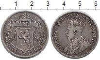 Изображение Монеты Кипр 18 пиастр 1921 Серебро XF- Георг V