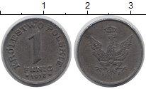 Изображение Монеты Польша 1 фениг 1918 Железо XF