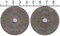 Изображение Монеты Родезия 1 пенни 1938 Медно-никель XF-