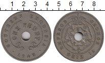 Изображение Монеты Полинезия 1 пенни 1940 Медно-никель XF-