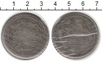 Изображение Монеты Турция 1 куруш 1820 Серебро VF