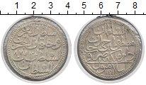 Изображение Монеты Турция 1 золота 1773 Серебро XF-