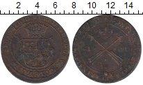 Изображение Монеты Швеция 1 эре 1638 Медь VF