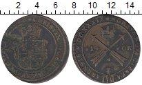 Изображение Монеты Швеция 1 эре 1649 Медь VF
