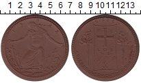 Изображение Монеты Веймарская республика медаль 1922 Фарфор UNC-