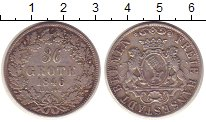 Изображение Монеты Германия Бремен 36 гротен 1846 Серебро XF-