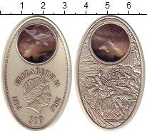 Изображение Монеты Фиджи 10 долларов 2012 Серебро UNC