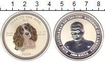 Изображение Монеты Камбоджа 3000 риель 2006 Серебро Proof