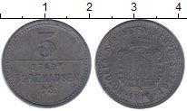 Изображение Монеты Германия : Нотгельды 5 пфеннигов 1918 Цинк XF