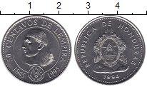 Изображение Монеты Гондурас 50 сентаво 1994 Медно-никель UNC