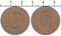 Изображение Монеты Ямайка 1 пенни 1940 Латунь F