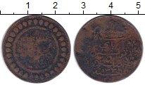 Изображение Монеты Тунис 5 сентим 1912 Бронза F