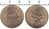 Изображение Монеты Сан-Марино 200 лир 1978 Латунь UNC
