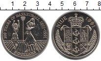 Изображение Монеты Новая Зеландия Ниуэ 5 долларов 1991 Медно-никель UNC