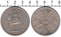 Изображение Монеты Великобритания 1 крона 1953 Медно-никель UNC