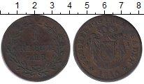 Изображение Монеты Германия Баден 1 крейцер 1816 Медь XF-