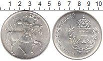 Изображение Монеты Сан-Марино 1000 лир 1981 Серебро UNC- 2000 лет со дня смер