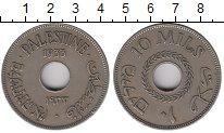 Изображение Монеты Палестина 10 милс 1933 Медно-никель XF
