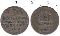 Изображение Монеты Гамбург 1 шиллинг 1778 Серебро VF