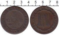 Изображение Монеты Вестфалия 3 сентима 1812 Медь XF-
