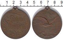 Изображение Монеты Германия Медаль 1912 Бронза XF+ Медаль продавалась п