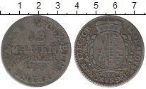 Изображение Монеты Саксония 1/12 талера 1764 Серебро VF