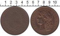Изображение Монеты Франция медаль 1789 Бронза XF+