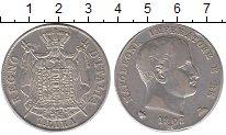 Изображение Монеты Италия 1 лира 1808 Серебро XF