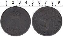 Изображение Монеты Остров Мэн 1 пенни 1758 Медь VF Токен.