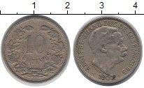 Изображение Монеты Люксембург 10 сантимов 1901 Медно-никель