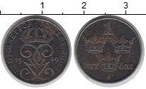 Изображение Монеты Швеция 1 эре 1949 Железо VF