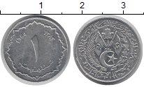 Изображение Монеты Алжир Алжир 1964 Алюминий XF
