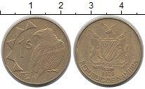 Изображение Монеты Намибия Намибия 2010 Латунь VF