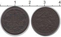 Изображение Монеты Нидерланды 1 цент 1941 Медь XF
